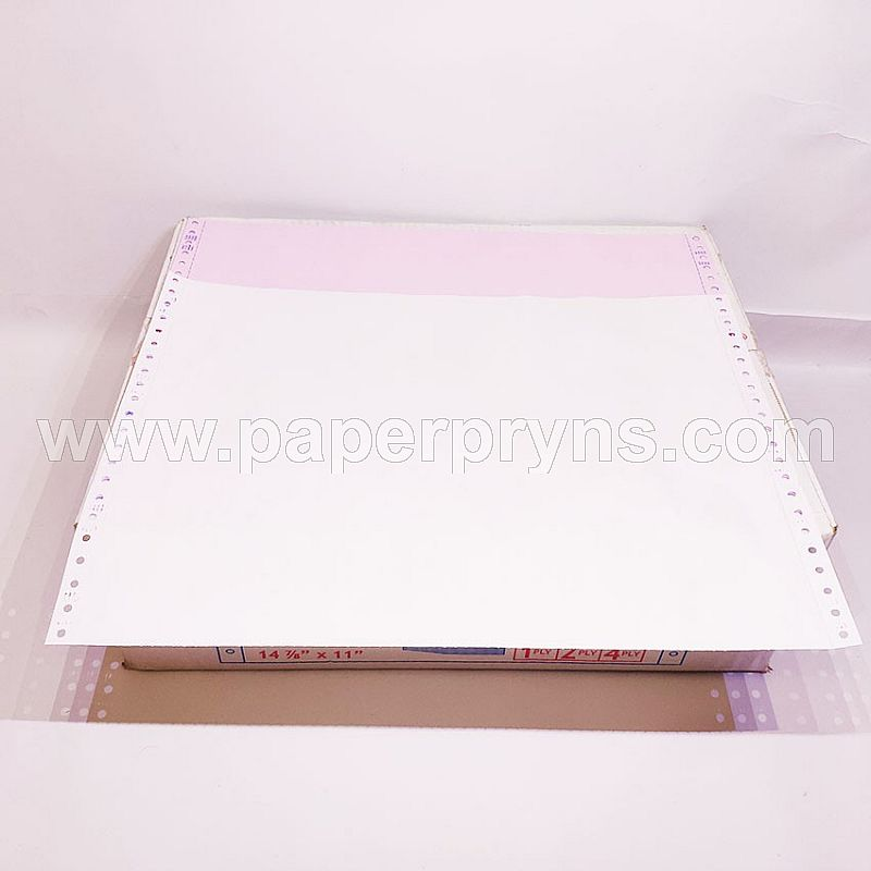 PAPERPRYRNS CONTINUOUS FORM 14 7/8 X 11 2PLY NCR - PM